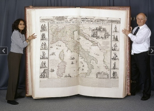 The Klencke Atlas (British Library)