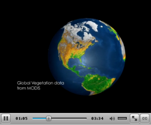 NASA - Net primary production and the Carbon Cycle.
