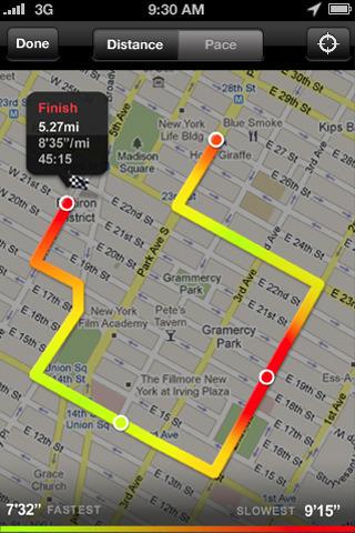 Nike Launches Sensorfree Workout Mapping InCarto - Map run distance free