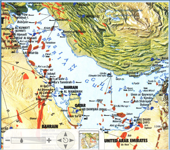National Geographic Middle East In Turmoil 1991