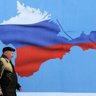 Russia moves forward with the remapping of teh Crimean peninsula